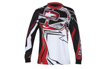 Dakine Descent Men's Jersey l/s white